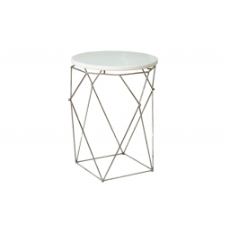 Element Geometric Side Table