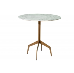 GROVE MARBLE ROUND TABLE
