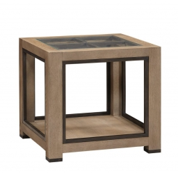 Cooper Lamp Table (Hic)